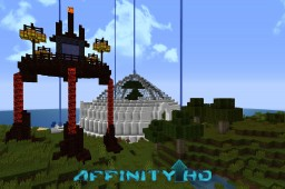 Affinity-HD x64 - 1.12.2. Update Minecraft Texture Pack