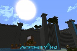 Affinity-HD x128 - 1.12.2. Update Minecraft