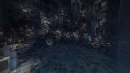 Ice dungeon Minecraft Map & Project