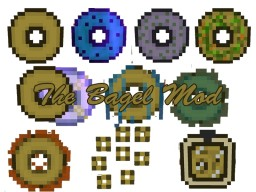 [1.8] The Bagel Mod Minecraft Mod