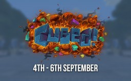 Cubed! 2015 - The Largest In-Game Minecraft Convention