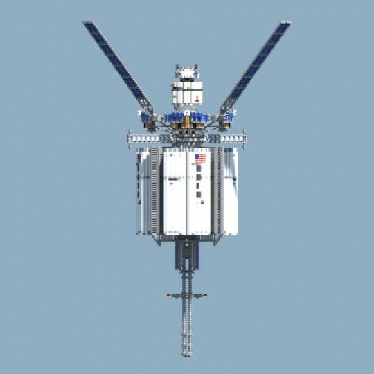 odin space station firing - photo #24
