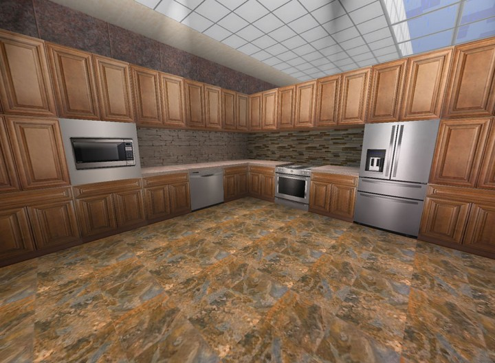 1 8 Radpack Appliances And Cabinets Minecraft Mod