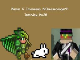 Master G Interviews MrCheeseburger91 Minecraft Blog Post