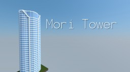 Mori Tower Minecraft Project