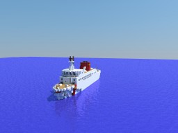 MV Rabaul King Minecraft Map & Project
