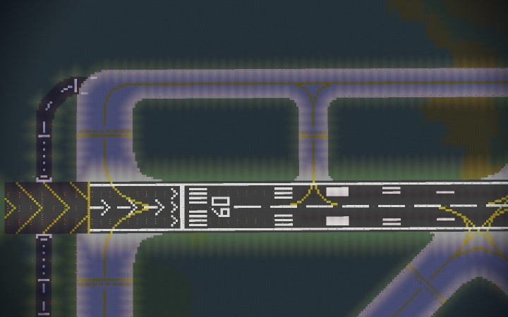 Runway design will be modified