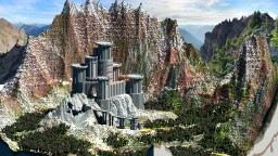 Castle of Wicked Witch of West Minecraft