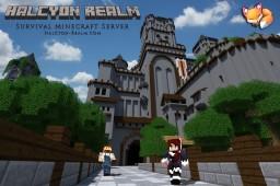 Halcyon Realm | IP ~ halcyon-realm.com Minecraft Server