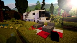 Luxury RV Coach Minecraft Project