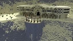 Desert mansion Minecraft Project