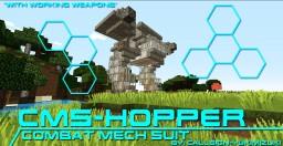 CMS - Hopper (Combat Mech Suit) Minecraft Map & Project