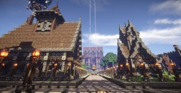 [Spawn]MineKingdom Minecraft Map & Project