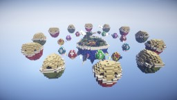 Skywars - Mario Theme Minecraft