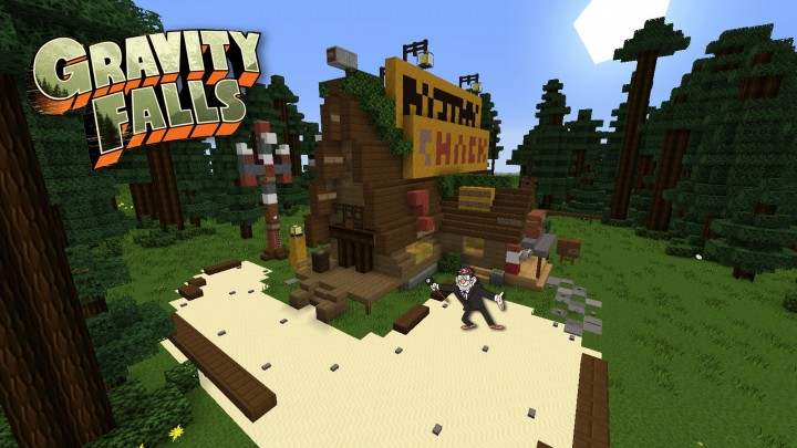 minecraft maps portal with Gravity Falls Mystery Shack 3388839 on Blue Mountains together with Emporius Main Hub moreover 1553177 Surv 1 7 10 Lego Minecraft Survival V2 From The additionally 1 6 2 Coral Reef Mod Download 2 besides Buzzard K fheli  V.