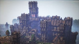 Epic Medieval Castle 2.0 + [Download] Minecraft Map & Project