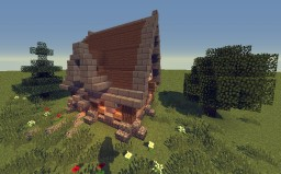 A House In The Land Of Lorkinshire Minecraft Project