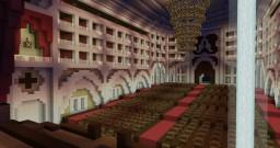 Garnier opera Minecraft Project