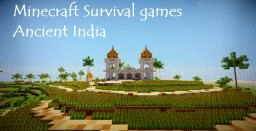 Minecraft Survival games - Ancient India Minecraft Map & Project