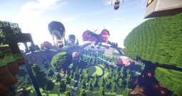 Fantasy Theme Map Minecraft Map & Project