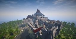 [Coop] Super Smash Bros Castle [Playable!!] Minecraft