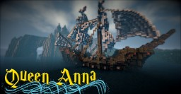 [MythiCubeMMO]: Queen Anna, Terror of the Seas! Minecraft Map & Project