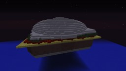 Giant Cheeseburger/Cheeseburger Server Spawn Minecraft Map & Project
