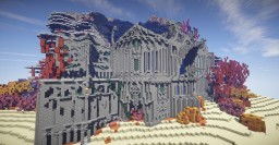 The Forgotten Castle Minecraft