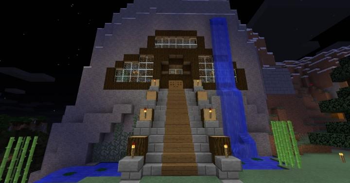 Dom W Skale Minecraft Project