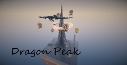 Dragon Peak | Fantasy Island | Download! Minecraft Project