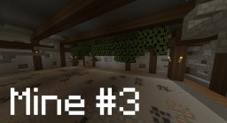 Prison Server Mine #3 - Free for use Minecraft Map & Project
