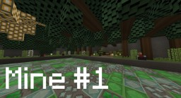 Prison Server Mine #1 - Free for use Minecraft Map & Project
