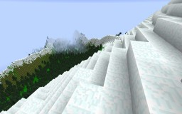 Mountain Range Minecraft Project