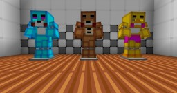 Five Nights at Freddy's 2 2.0 Minecraft Texture Pack