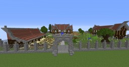 Vrenshrrrg's Domain Minecraft Map & Project