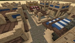 Desert Village Minecraft