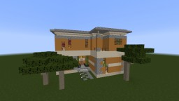 2StoryBlockHouse Minecraft Map & Project