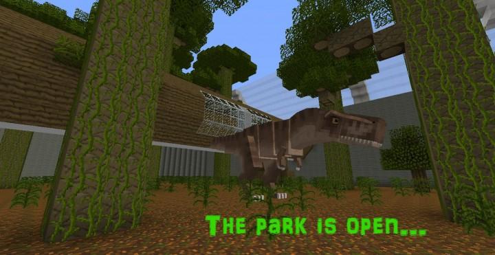 Minecraft Isla Nublar Jurassic World Map Minecraft Project
