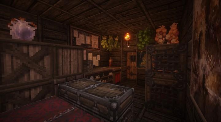 Tavern room Interior