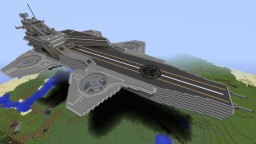 Helicarrier [Avengers 1 version] Minecraft Map & Project