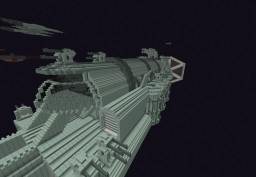 Exodus Mk.2 Spaceship by OTB Minecraft Map & Project