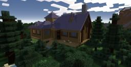 Kirito's Cabin: Sword Art Online Minecraft Map & Project