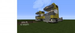 Volvo fh Minecraft Map & Project