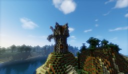 Windmill of Redikz - Le moulin de Redikz Minecraft Map & Project