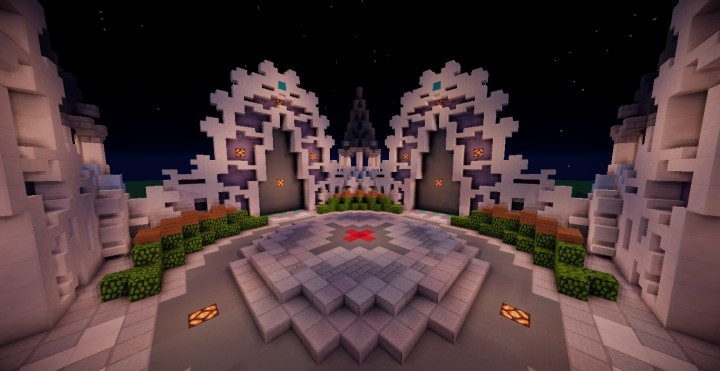A Free Hub + Download Link Minecraft Project