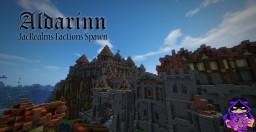 Aldarinn - Medieval Castletown - JacRealms Factions spawn - Minecraft Map & Project