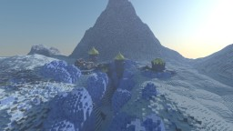 Alftand, dwemer ruin Minecraft Map & Project