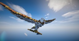 Orion the Barn Owl Minecraft