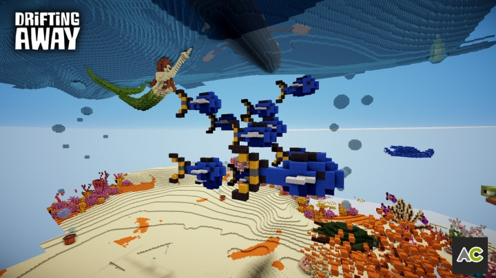 A shoal of Dory fish