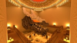 Dragon Head Mob Arena Minecraft Map & Project